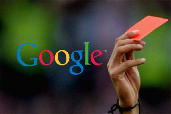 پنالتی گوگل چیست و چگونه آن را رفع کنیم؟