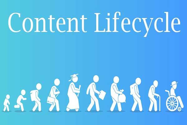 چرخه عمر محتوا چیست؟