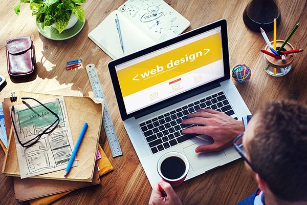 عناصر اصلی در طراحی سایت حرفه ای
